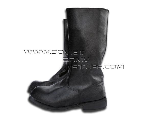 Soviet Officer Boots Soviet Army Uniform Jack Boots