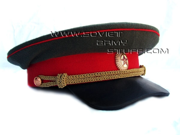 Soviet Officer Hat Soviet Army Officer Uniform