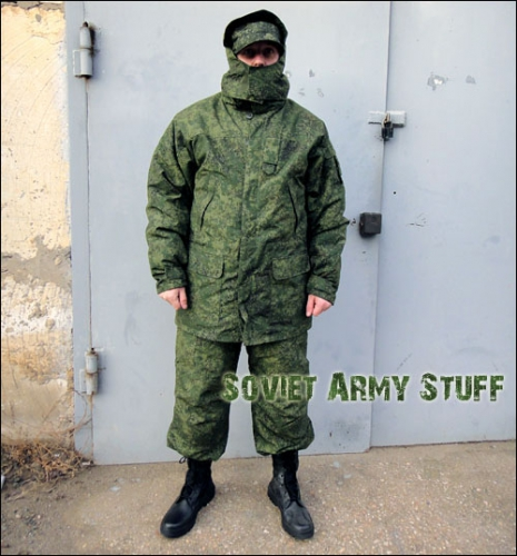 Military Winter Uniform 96