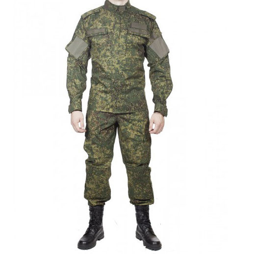 Russian Military VKBO Digital Flora Summer Field Camo Suit MPA-37