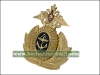 Russian NAVY Officer Uniform Hat Badge