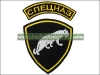 Russian Spetsnaz Uniform Sleeve Patch Set Panther
