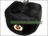 Russian Army Uniform Winter Fur Hat Ushanka BK