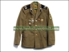 Original Soviet Army Soldier Officer Uniform Jacket