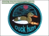 Duck Hunt Sleeve Patch Hunting