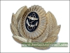 Russian NAVY NAVAL Uniform Hat Badge Anchor