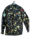 Ukrainian Army Military Marine Spetsnaz Camo Uniform Suit BDU