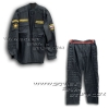 Russian Spetsnaz Omon Swat Uniform Suit Jacket & Pants Black