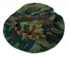 Russian Army Uniform Boonie Hat Panama FLORA CAMO