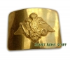 Russian Army Uniform Belt Buckle with 2-headed Eagle