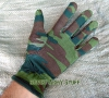 Russian Army Uniform Flora Camo Pattern Summer Gloves