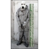 L1 Soviet Army Chemical NBC Hazmat Protection Suit L-1