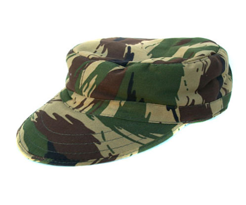 Russian Military Spetsnaz Uniform Camo Cap Hat Smog pattern